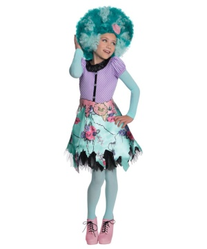 Girls Honey Swamp Costume