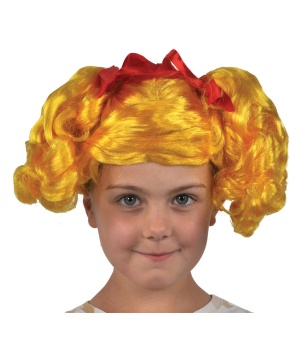 Girls Lalaloopsy Spot Splash Wig