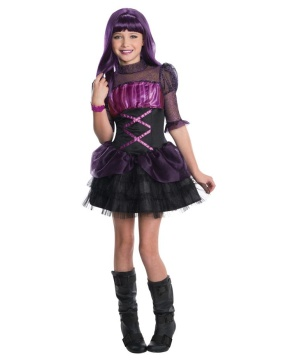 Girls Monster High Elissabat Costume