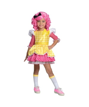 Girls Sugar Cookie Costume