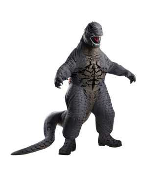 Godzilla Inflatable Grown-up Costume deluxe