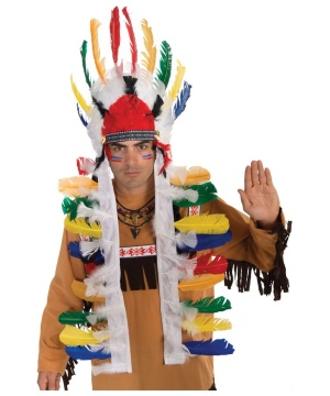 Womens Makin Reservations Indian Costume