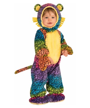 Leopard Baby Costume