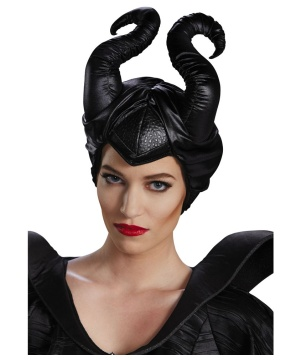 Maleficent Horns Headpiece