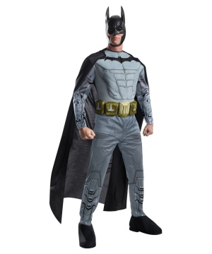 Mens Batman Arkham Asylum Costume
