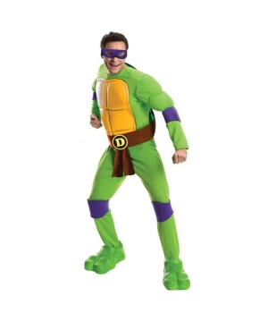 Mens Ninja Turtles Donatello Costume