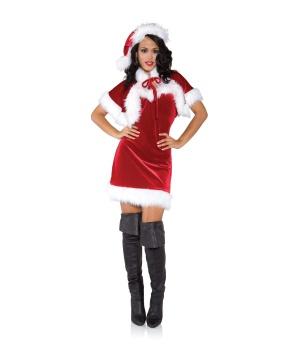 Merry Holiday Sexy Womens Costume