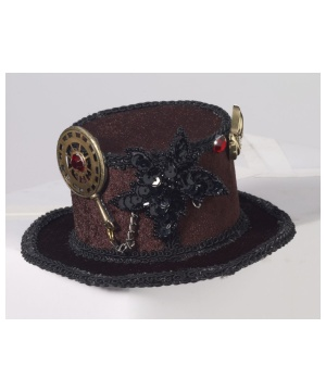Mini Victorian Steampunk Hat