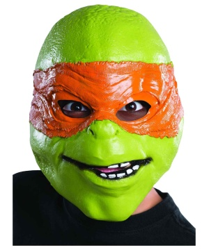 Ninja Turtles Michelangelo Kids Mask