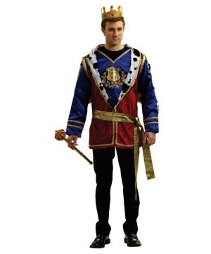 King Ranger Theater >> Noble King Men Costume - Men Costume
