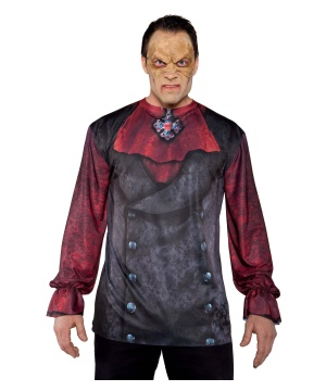 Photo Print Costume Shirt