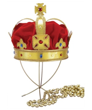Regal King Adult Crown deluxe
