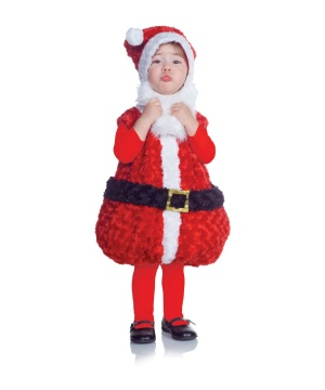 00a9c95d0a761 Santa Claus Toddler Costume