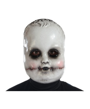 Smiling Sammie Doll Mask
