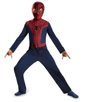 Spider Man 2 Kids Costume