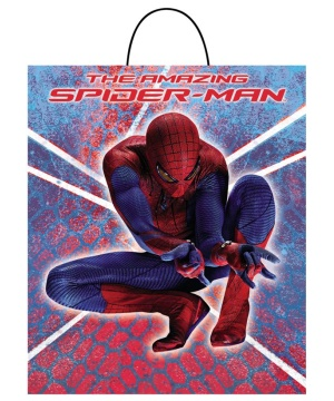 Spider Man Treat Bag