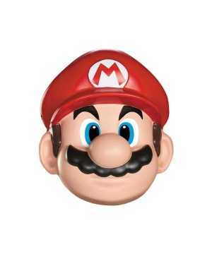 Super Mario Bros Mario Mask