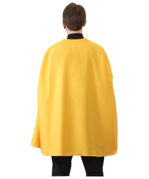 Superhero Cape Yellow