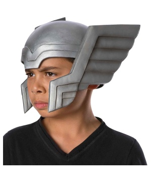 Thor Costume Helmet for Kids