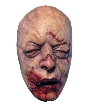 The Walking Dead Tv Show Bloated Zombie Mask