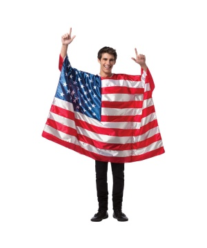 Usa Flag Costume
