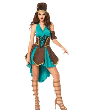 Celtic Warrior Womens Costume deluxe