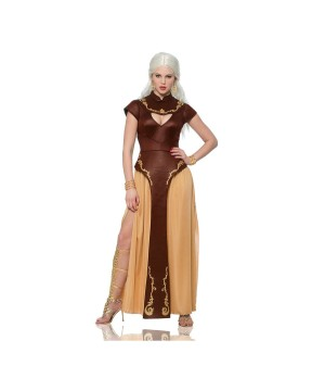 Womens Khaleesi Queen Daenerys Costume