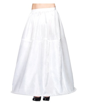 Womens Long Hoop Skirt