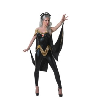 Womens Marvel Storm Costume