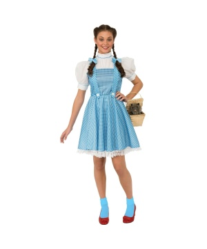 Wizard of Oz Dorothy Womens Costume