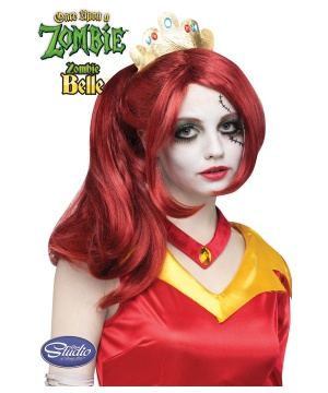 Once Upon a Zombie Belle Wig