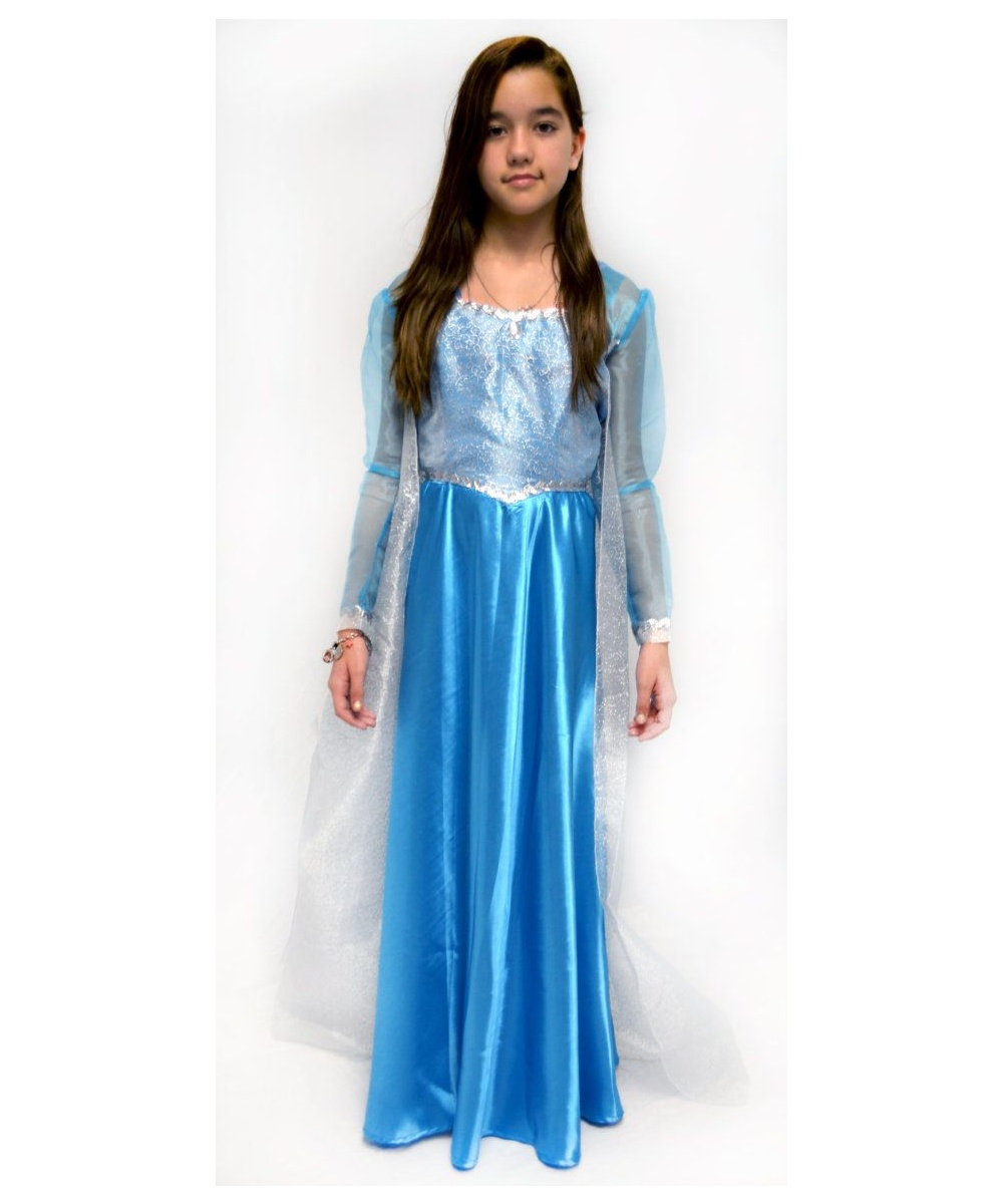 Frozen Elsa Teen Costume Theatrical Women