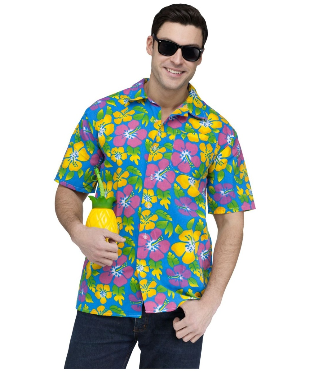 71436e708 Aloha! Tourist Mens Shirt - Men Costume