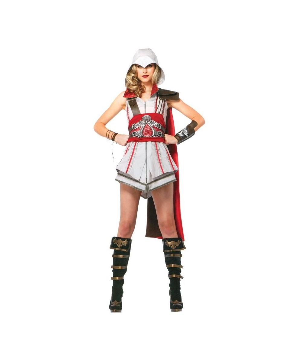 Assassins Creed Ezio Womens Costume Theatrical Women Costume