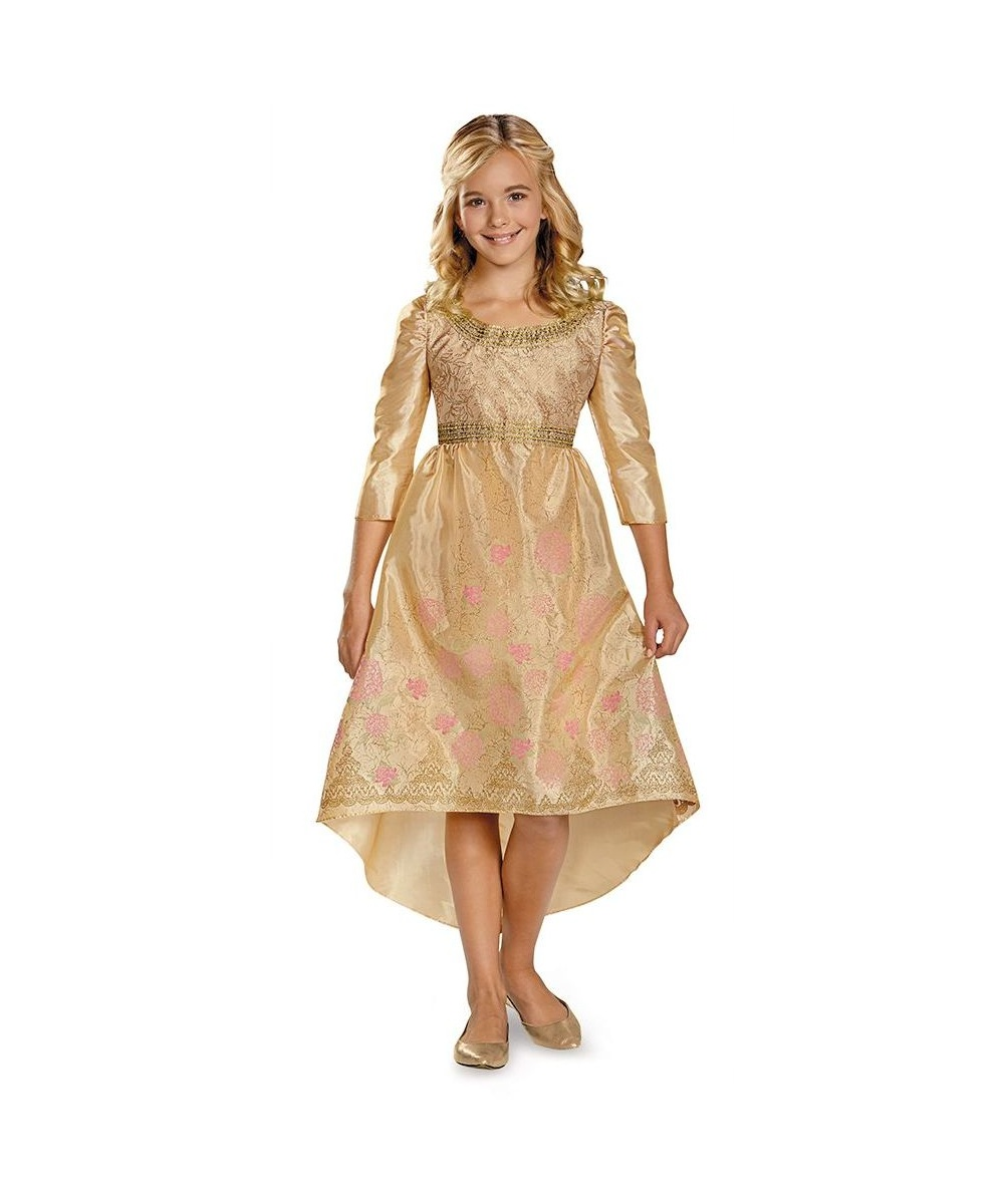Princess Aurora Coronation Gown Classic Girls Costume Girls Costume