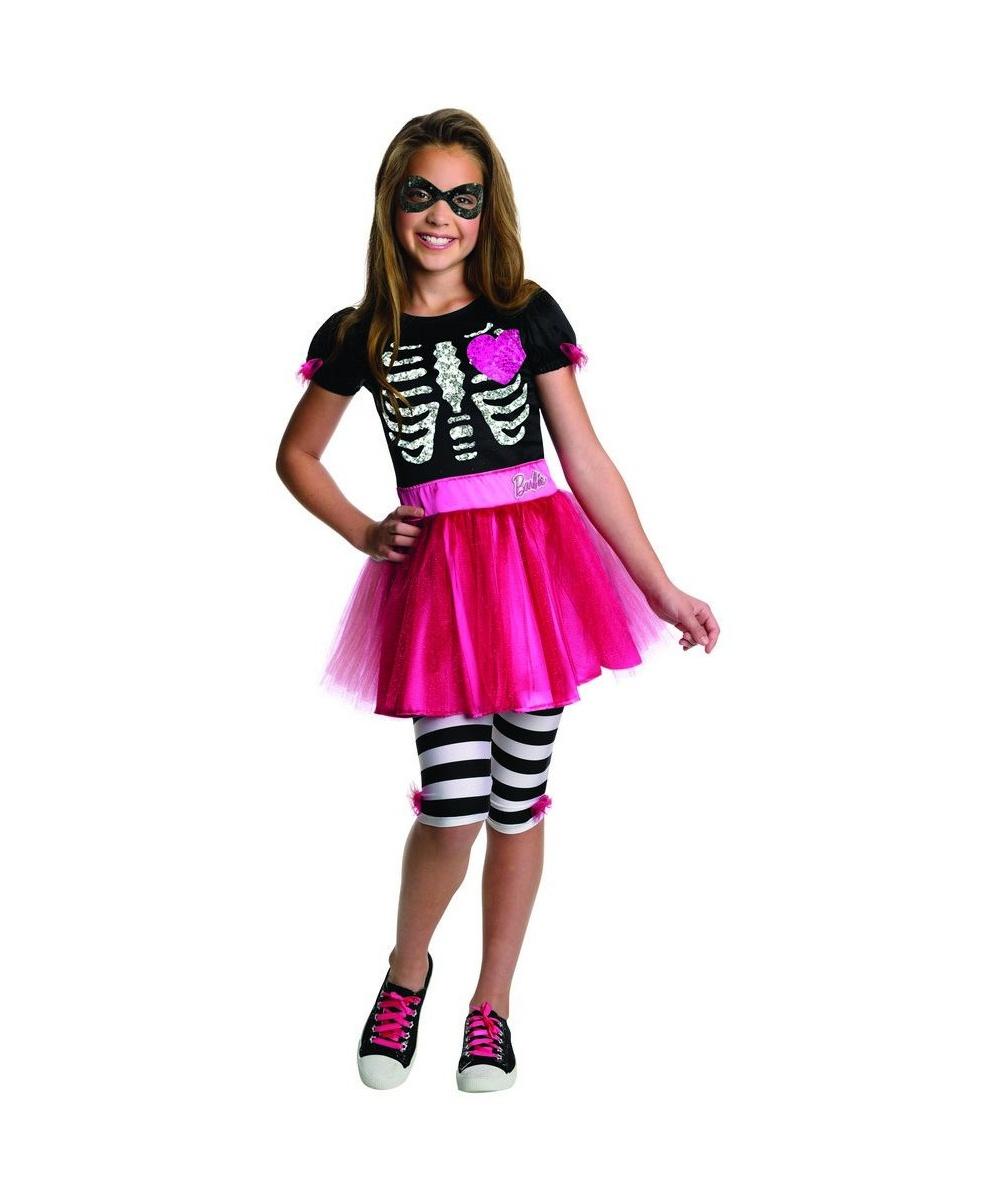 Halloween Barbie Girls Costume Girls Costume