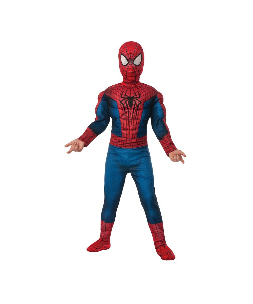 Boys Amazing Spiderman Costume