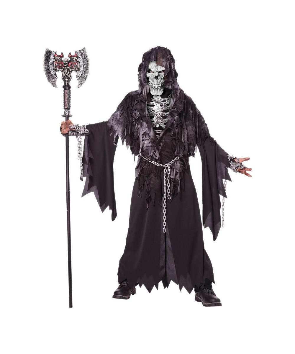 Boys Evil Unchained Costume