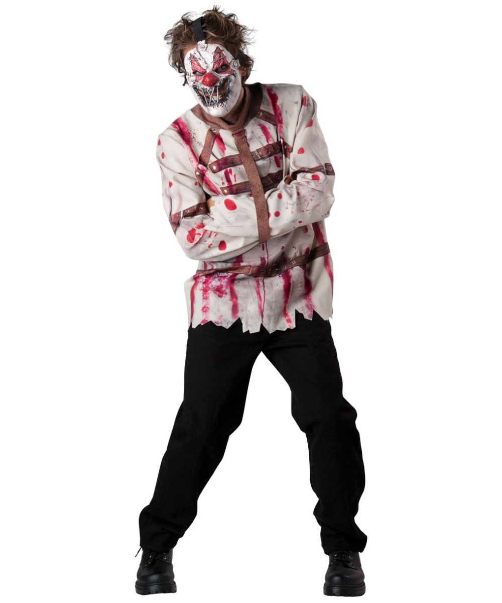 Halloween Killer Clown Costumes