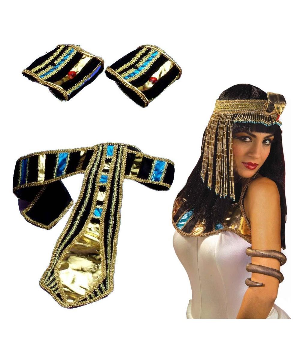 404d83db667 Cleopatra Elegant Queen Accessory Kit