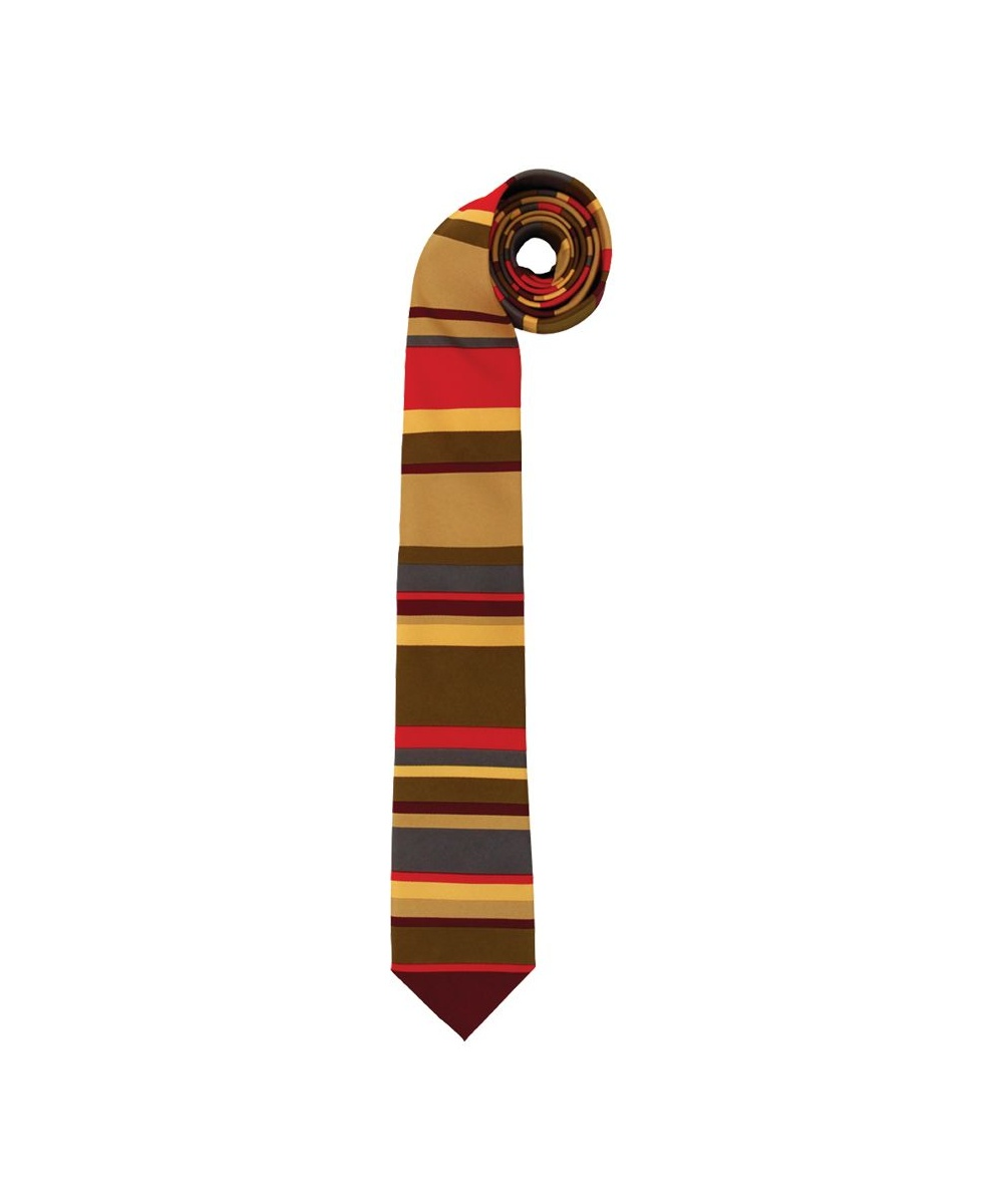 Doctor Who Fourth Necktie
