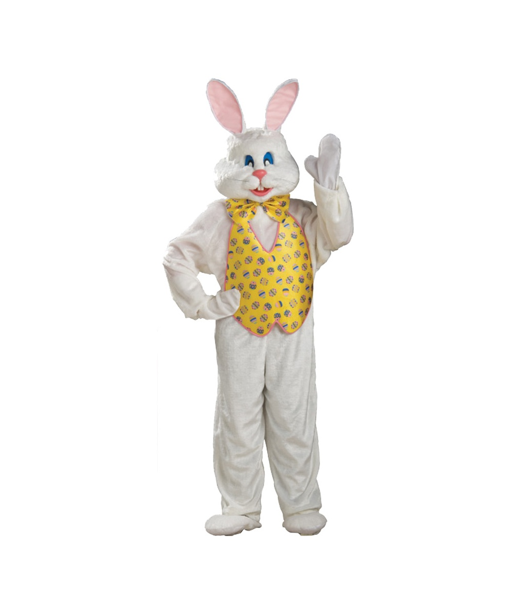 Easter Bunny Mascot
