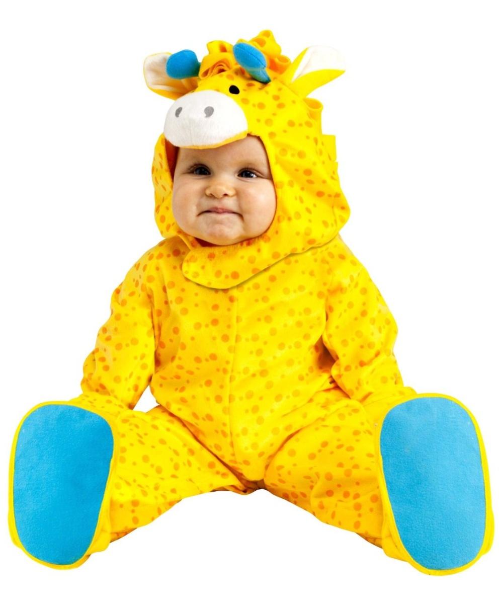 sc 1 st  Wonder Costumes & Lovable Giraffe Infant Toddler Unisex Costume