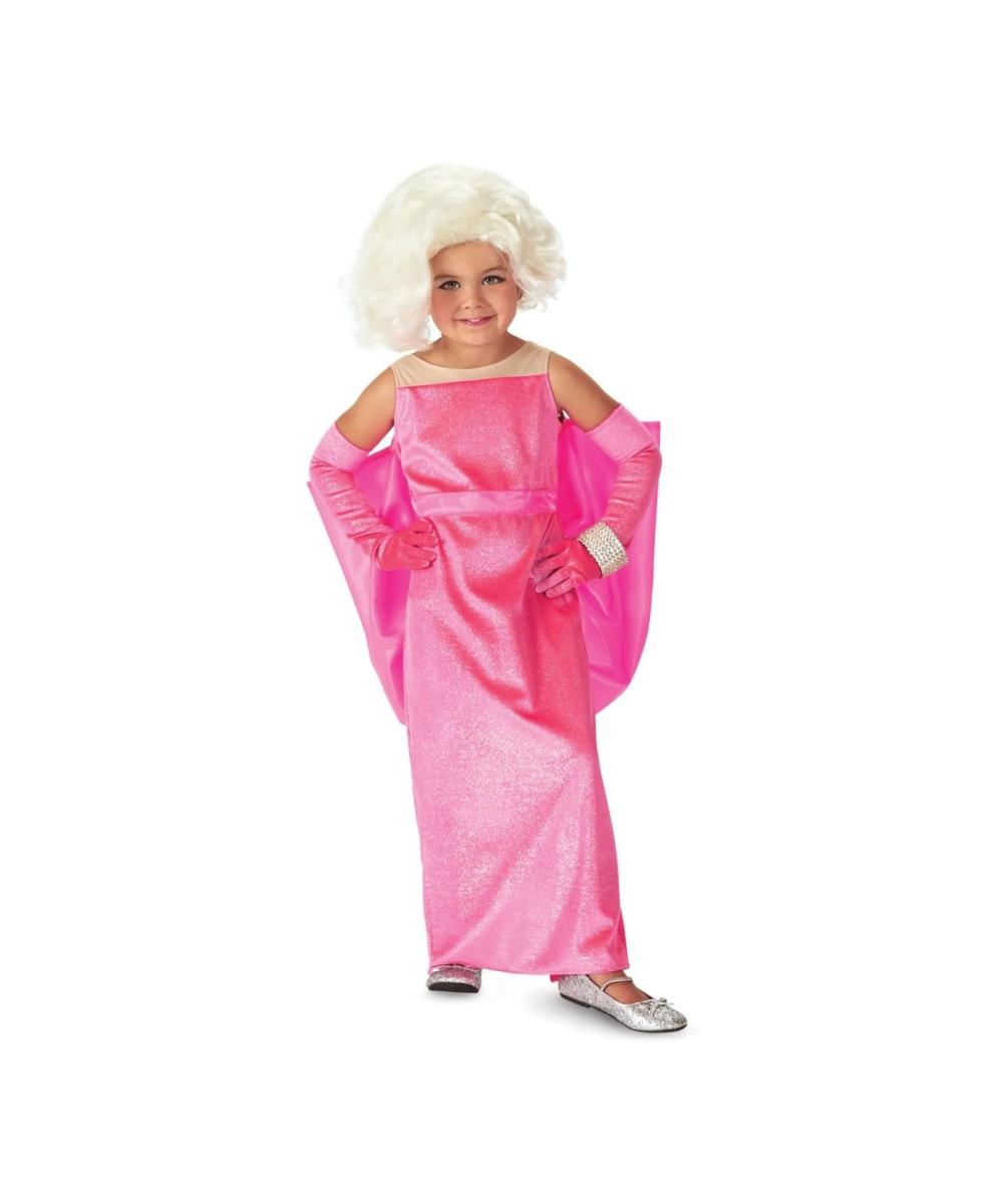 50s Movie Star Girls Costume 1950s Costumes