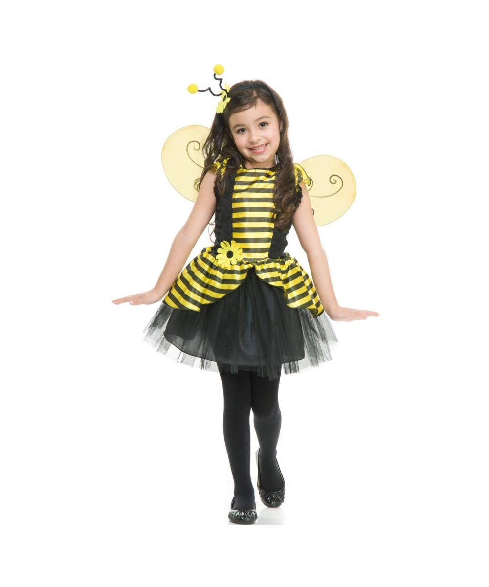 Bee Sweet Toddlers Girls Costume Animal Costumes