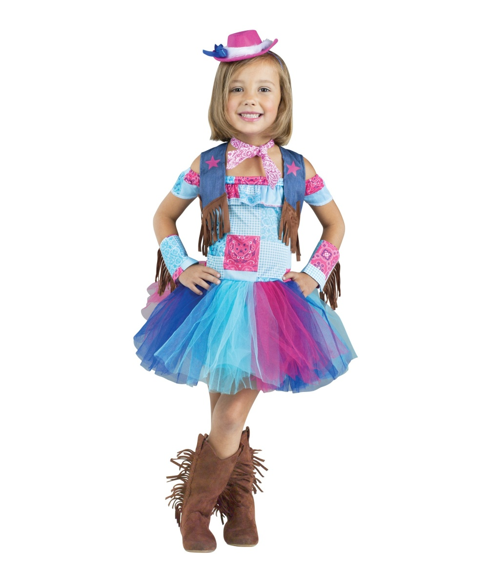 sc 1 st  Wonder Costumes & Saddle Up Sweetie Toddler/ Girls Cowgirl Costume