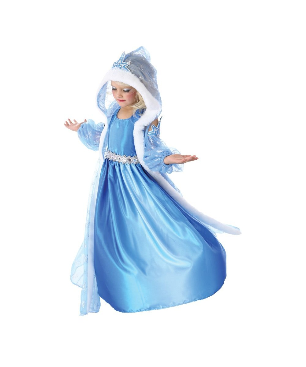 Girls Frozen Costume
