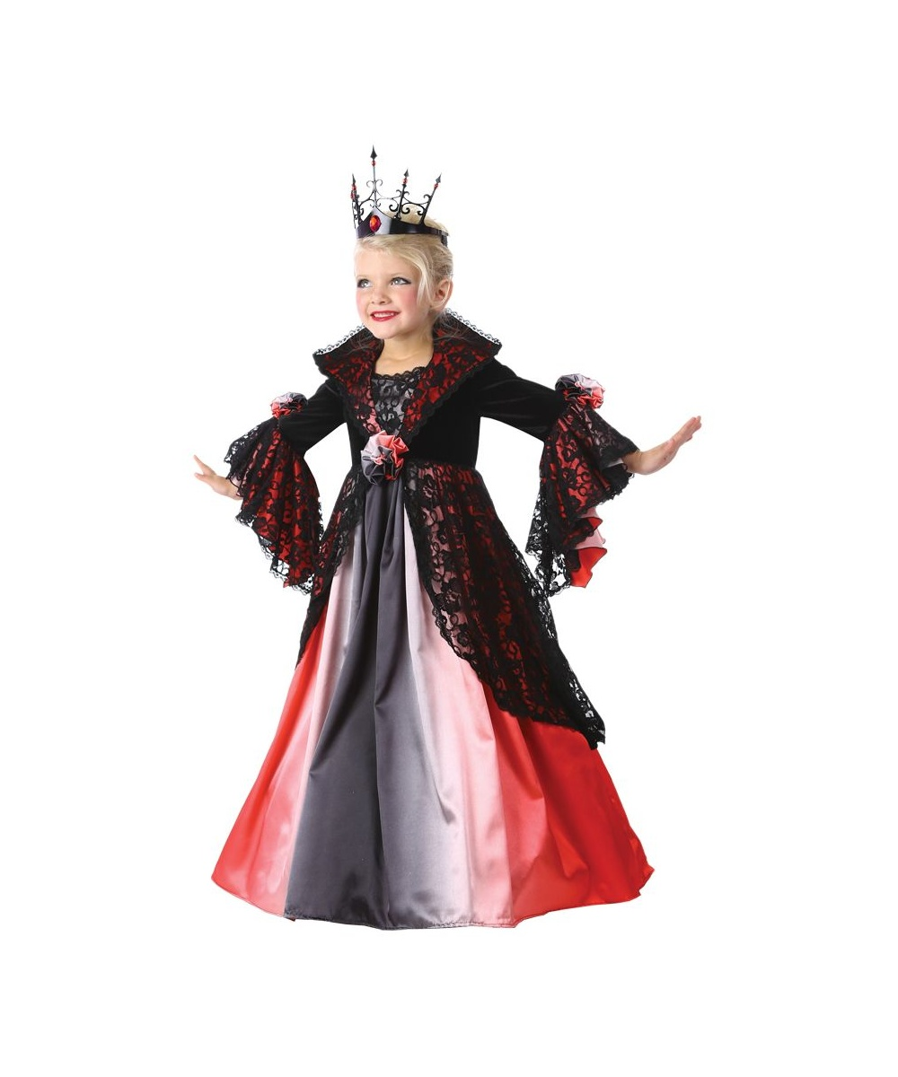 Renaissance V&ire Girls Costume  sc 1 st  Wonder Costumes : dracula halloween costumes kids  - Germanpascual.Com