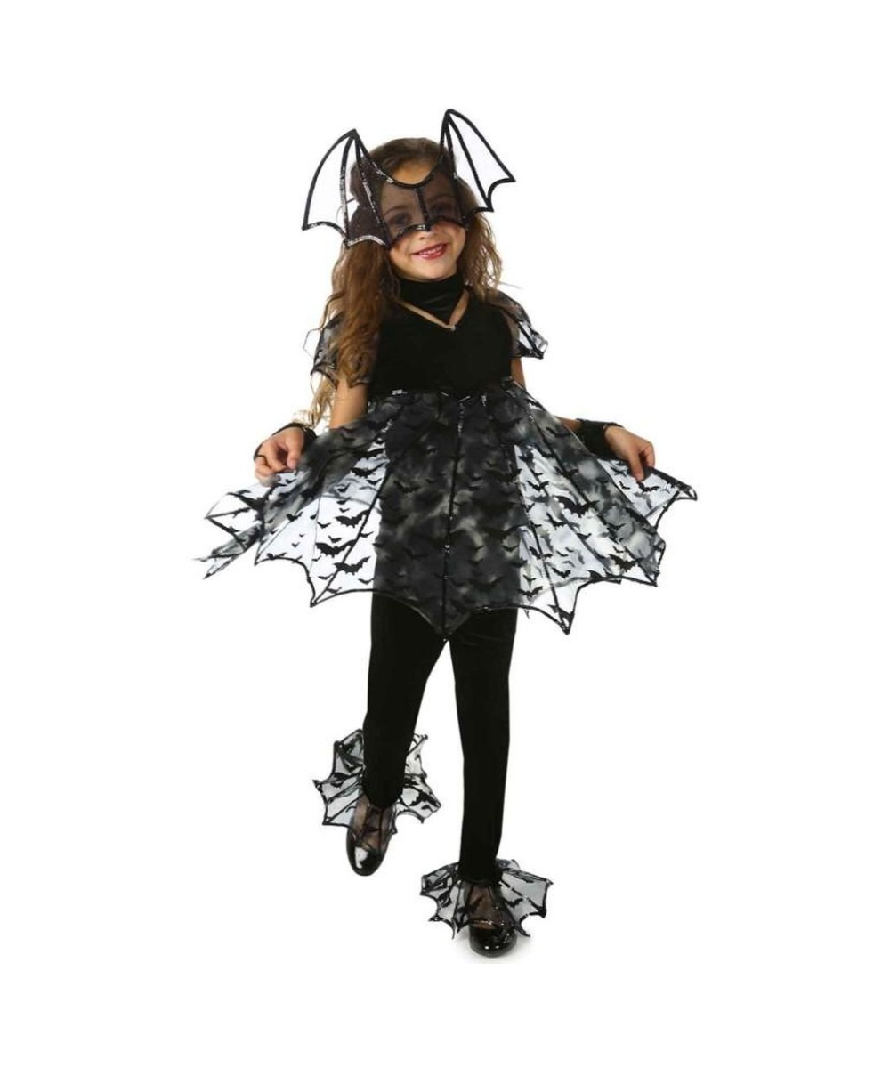 vampire bat girls costume scary costumes