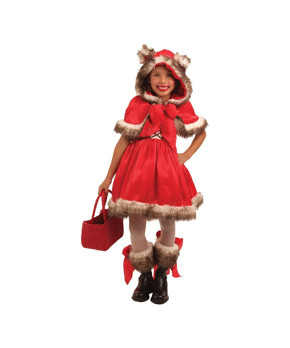Little Wolf Girls Costume  sc 1 st  Halloween Costumes & Little Wolf Girls Costume - Girls Costume